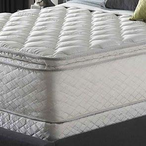 """Serta Perfect Sleeper Regal Suite Pillowtop Queen Mattress OVML031941 - Clearance Model """"As Is"""""""