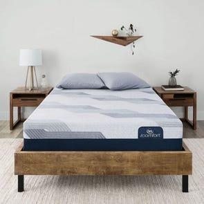 Queen Serta iComfort Blue 300 CT Firm 11 Inch Mattress
