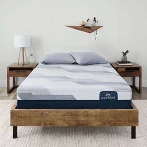 Cal King Serta iComfort Blue 300 CT Firm Mattress + FREE $100 Gift Card