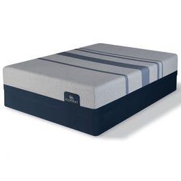 Queen Serta Icomfort Blue Max 1000 Plush Mattress Free
