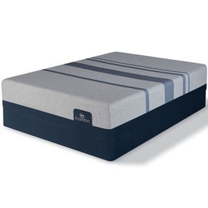 Serta iComfort Blue Max 1000 Plush 13 Inch Full Mattress Only SDMB111947 - Scratch and Dent Model ''As-Is''