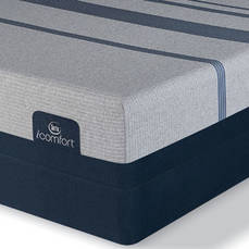 Serta iComfort Blue Max 3000 Elite Plush 13.5 Inch King Mattress Only SDMB012041 - Scratch and Dent Model ''As-Is''
