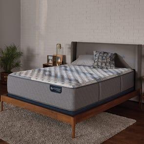 Queen Serta iComfort Hybrid Blue Fusion 100 Firm 12 Inch Mattress