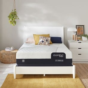 Queen Serta iComfort Hybrid CF1000 12 Inch Medium Mattress