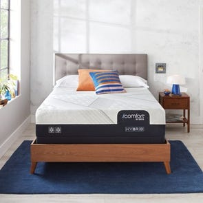 Queen Serta iComfort Hybrid CF2000 12.5 Inch Firm Mattress