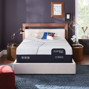 Queen Serta iComfort Hybrid CF4000 14 Inch Firm Mattress