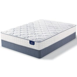Queen Serta Perfect Sleeper Alimar Ii Plush 10 Inch Mattress