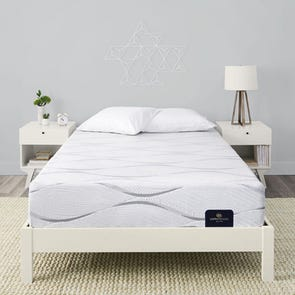 Twin XL Serta Perfect Sleeper Elite Foam Merriam II Firm 10 Inch Mattress