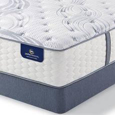 Queen Serta Perfect Sleeper Elite Trelleburg Plush Mattress