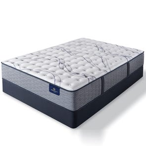 Serta Perfect Sleeper Elite Trelleburg II Firm 11.5 Inch Queen Mattress Only SDML062005 - Scratch and Dent Model ''As-Is''