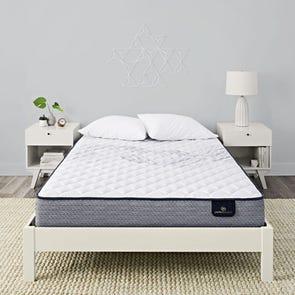 Queen Serta Perfect Sleeper Elkins II Firm 9 Inch Mattress