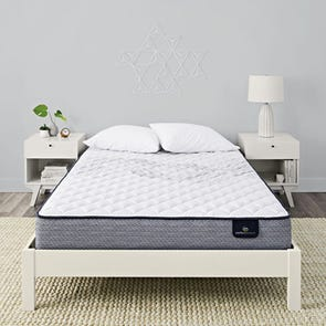 King Serta Perfect Sleeper Elkins II Plush Mattress