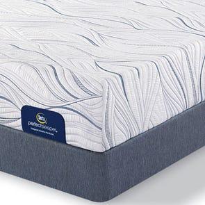 "Serta Perfect Sleeper Foam Howerton II Firm Queen Mattress OVML031928 - Clearance Model ""As Is"""