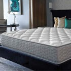 Queen Serta Perfect Sleeper Hotel Concierge Suite II Firm Double Sided Mattress