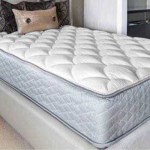 Queen Serta Perfect Sleeper Hotel Congressional Suite Supreme II Plush Double Sided 12.5 Inch Mattress