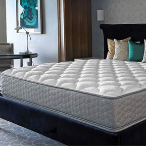 Cal King Serta Perfect Sleeper Hotel Signature Suite II Firm Double Sided 13.25 Inch Mattress