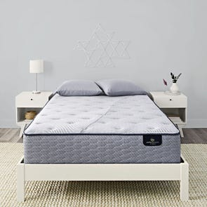 Queen Serta Perfect Sleeper Hybrid Standale II Luxury Firm 13 Inch Mattress