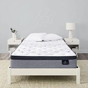 Twin Serta Perfect Sleeper Select Kleinmon II Firm Pillow Top 13.25 Inch Mattress
