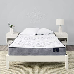 Queen Serta Perfect Sleeper Select Kleinmon II Plush 10.5 Inch Mattress