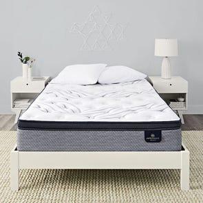 Twin XL Serta Perfect Sleeper Select Kleinmon II Plush Pillow Top 13.25 Inch Mattress