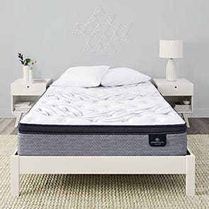 Cal King Serta Perfect Sleeper Select Kleinmon II Plush Pillow Top 13.25 Inch Mattress