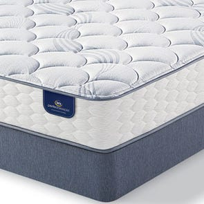 Serta Perfect Sleeper Wesbourough Plush Queen Mattress Only SDMB041970- Scratch and Dent Model ''As-Is''