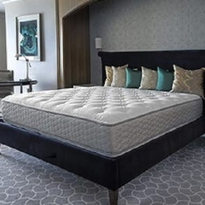 Twin XL Serta Perfect Sleeper Hotel Concierge Suite II Firm Double Sided 12 Inch Mattress 2 Pack