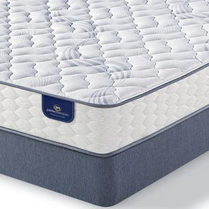 """Serta Perfect Sleeper Hutchings II Firm Queen Mattress Only OVML011832 - Clearance Model """"As Is"""""""
