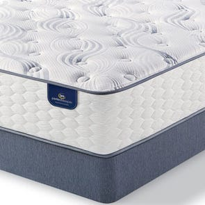 "Serta Perfect Sleeper Select Queensferry II Plush Twin XL Mattress OVML031939 - Clearance Model ""As Is"""