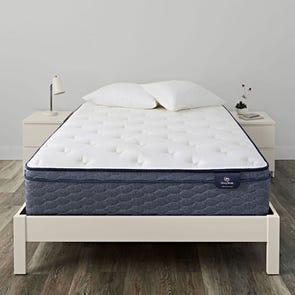 Queen Serta Sleep True Alverson II Firm Euro Top Mattress