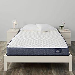 Queen Serta Sleep True Carrollton Firm 10 Inch Mattress