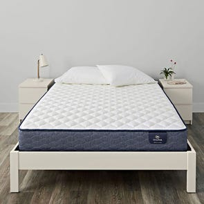 Twin Serta Sleep True Carrollton Firm Mattress