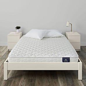 Queen Serta Sleep True Dunesbury II Firm 5 Inch Mattress