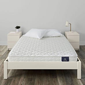 Twin Serta Sleep True Dunesbury II Firm 5 Inch Mattress