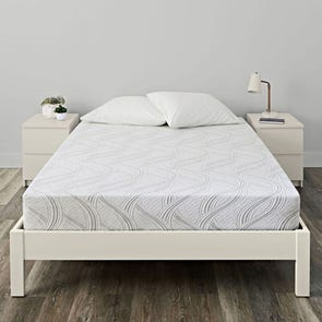Queen Serta Sleep True Kirkling II Firm Memory Foam Mattress