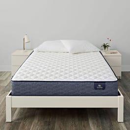 Queen Serta Sleep True Malloy Firm 11 Inch Mattress