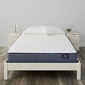 Queen Serta Sleep True Malloy Firm Mattress
