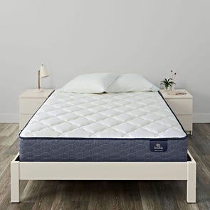 King Serta Sleep True Malloy Plush Mattress