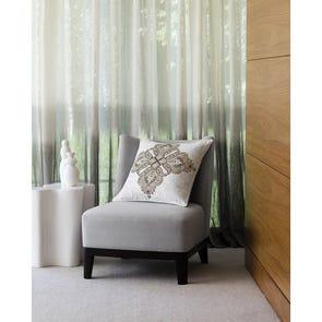 SFERRA Toffia Decorative Pillow in Ivory