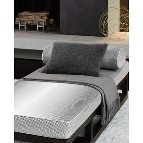 SFERRA Collio Decorative Pillow in Graphite