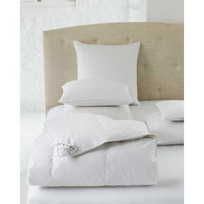 SFERRA Dover King Pillow 29 oz Firm in White