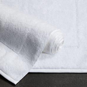 SFERRA Amira Tub Mat in White