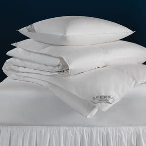 SFERRA Down Buxton Firm King Size Pillow