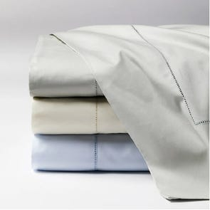 SFERRA Celeste Cal King Sheet Set