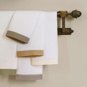 SFERRA Filo Guest Towel Set of 2