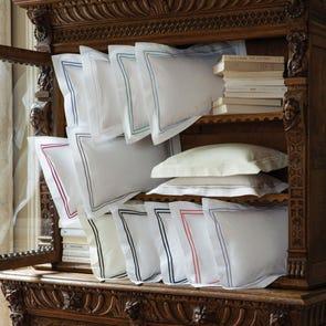 SFERRA Grande Hotel Standard Pillowcase Pair
