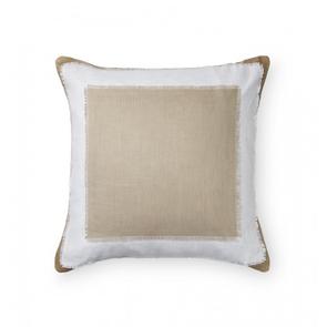Sferra Pippini 20 Inch Decorative Pillow in Fog