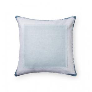 Sferra Pippini 20 Inch Decorative Pillow in Hydrangea