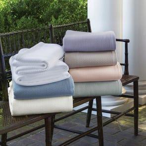 SFERRA Riano King Blanket