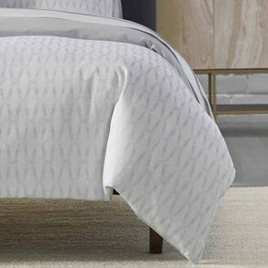 SFERRA Rivano King Duvet Cover